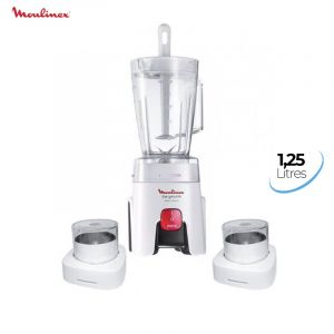 moulinex-genine-blender-2-bowls-450-watts-125-l-white