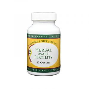 NG4L HERBAL MALE FERTILITY - 30 capsules - Homme