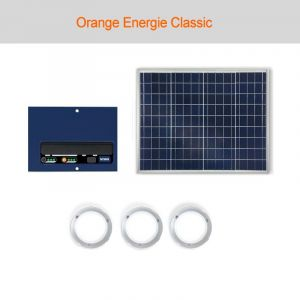Kit solaire Orange Classic  | Glotelho Cameroun