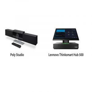 Pack Poly Studio Lenovo Pour Zoom Rooms|Glotelho Cameroun