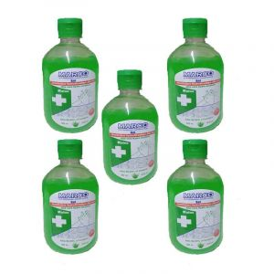 Pack De 5 MARCO - GEL DESINFECTANT - 500 ml