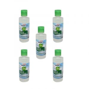 Pack De 5 STOP-COVID 19 - GEL ANTIBACTERIEN - 250 ml