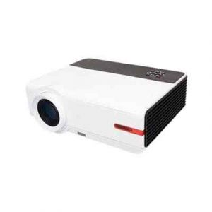 Iview Rd808 Smart Wifi Android Full Hd 3d a mené le projecteur 3200 Ansi Lumens YG -12 Mois– Blanc
