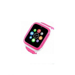 G-tab W902 smart watch pour enfant – ( SIM, 32MB / 32MB RAM ) – Rose