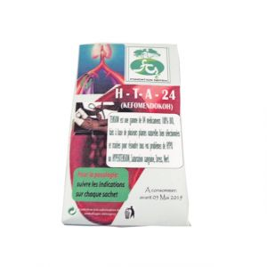 H.T.A 24 - Contre l'Hypertension -  vente au Cameroun - 200ml