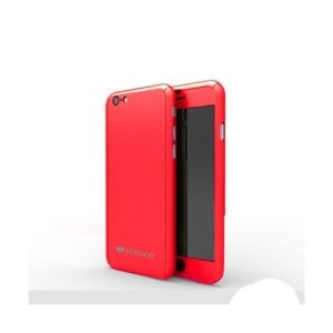 Apple iphone 7 pochette Ultra- Full protective - Rouge