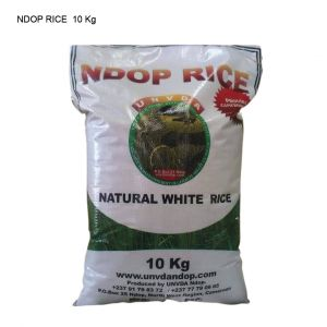 NDOP RICE- Natural and Delicious White Rice-10Kg