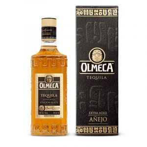 OLMECA TEQUILA EXTRA AGED - 40% Alc - 100 Cl