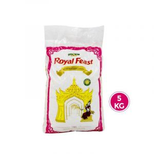 Royal Feast riz Parfumé Thailandais Long Grains 5kg