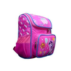 Sac A Dos Maternelle My little Poney- Rose  | Glotelho Cameroun