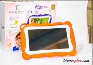 Tablette Educative - Luxury Touch E816 - 16 Go Rom/2 Go Ram - 6 Mois | Glotelho Cameroun