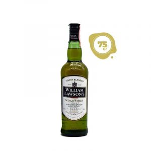 Whisky Blended Scotch WILLIAM LAWSON - 75cl - 40%Alc