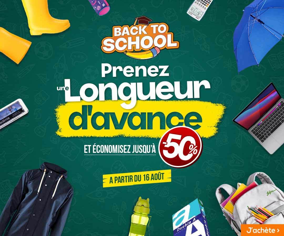 Back To School sur glotelho.cm