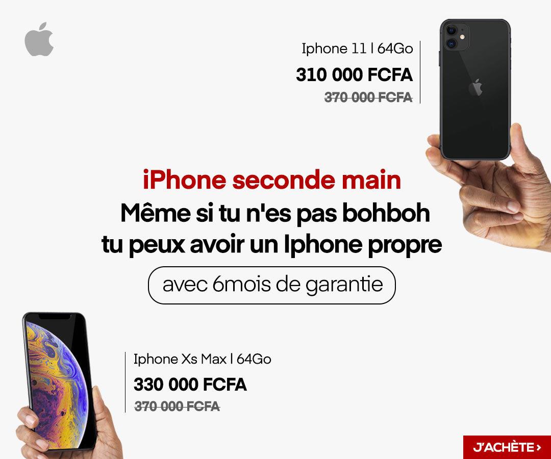 Seconde Main Apple