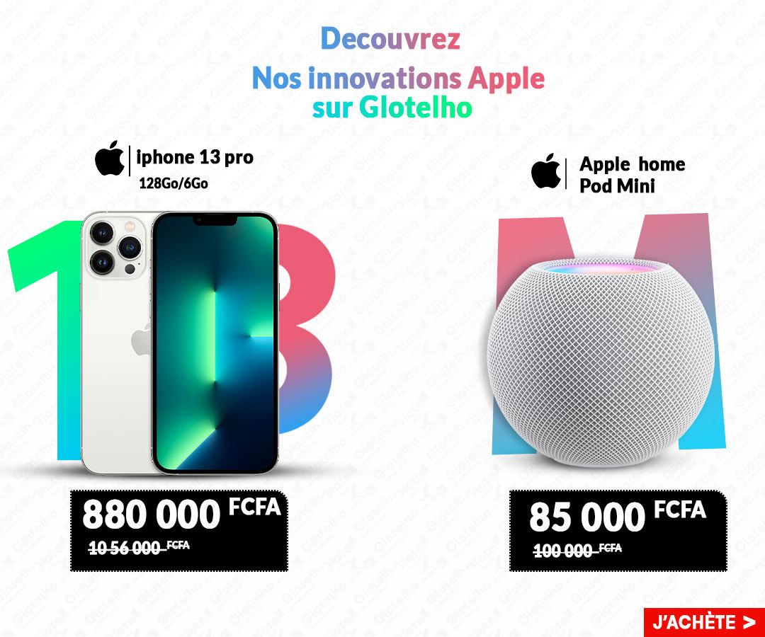 iphones et accessoires en promo